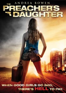 Preacher's Daughter DVD art