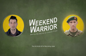 Weekend Warrior short film