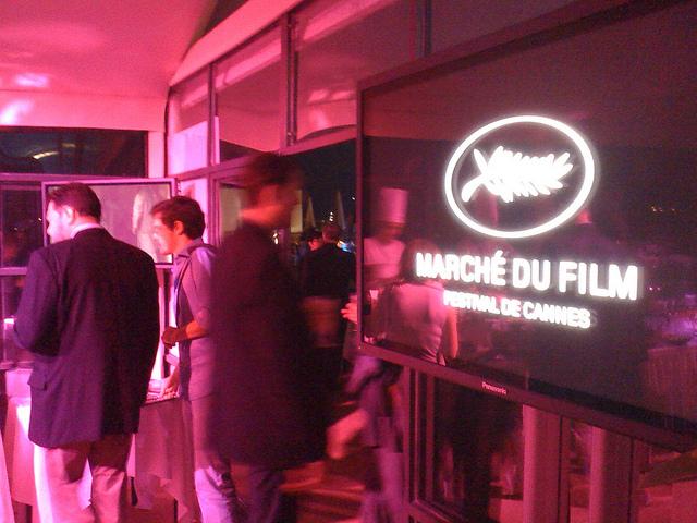 Cannes Marche du Film