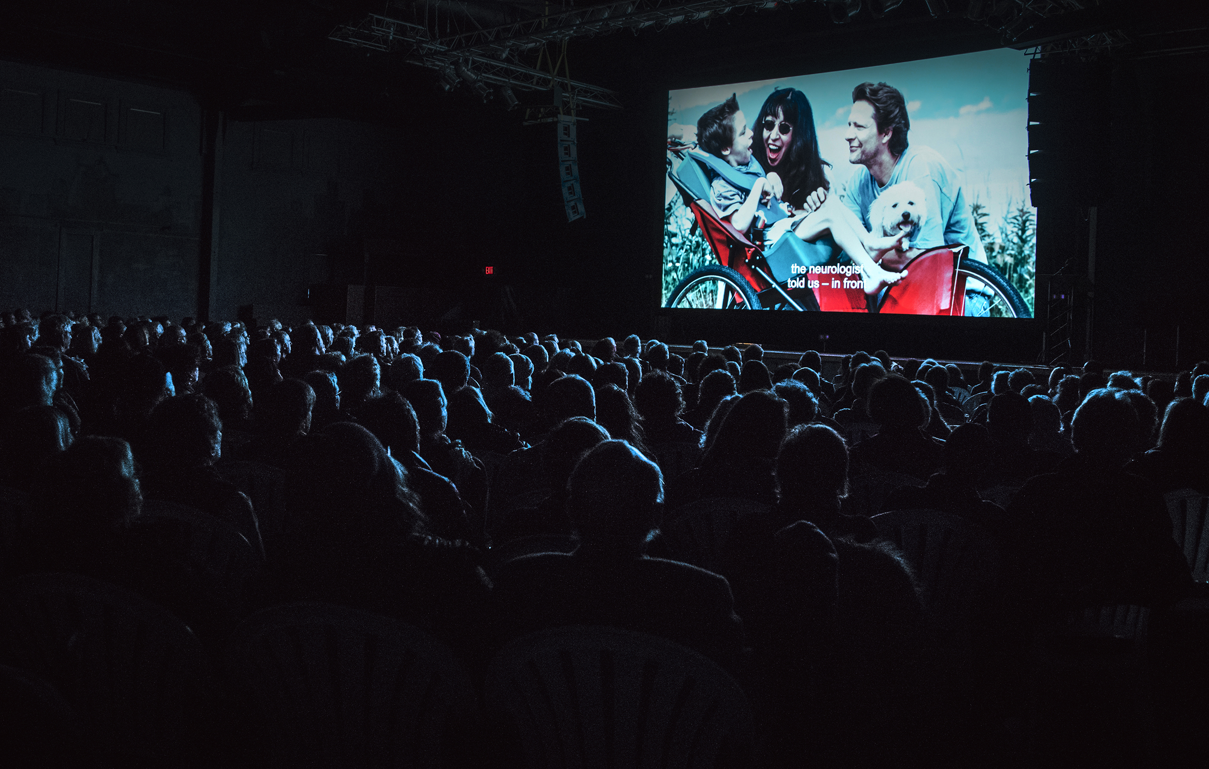 8bedf8b4d0e2 Most documentary filmmakers dream of having our films projected on big